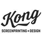 Kong Screenprinting + Design