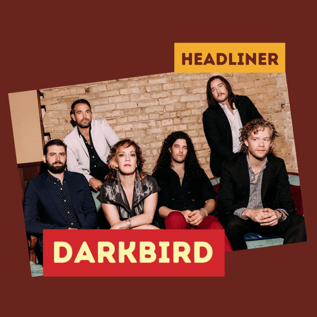 Darkbird (Headliner)